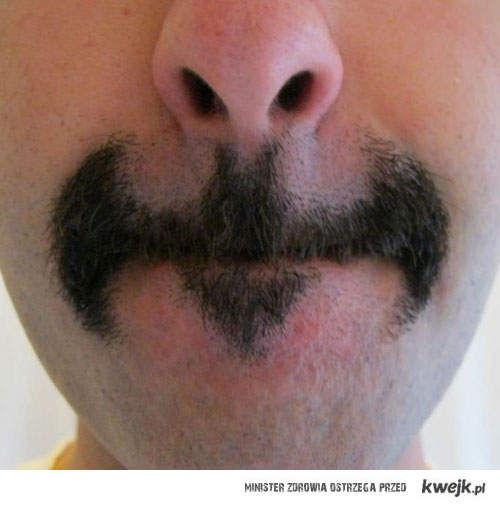 Batman Moustache