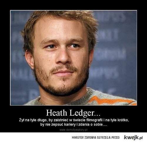 5 rocznica śmierci Heatha Ledgera [*]