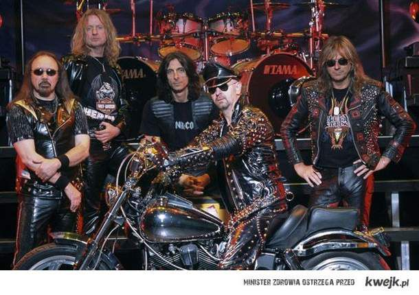 Judas Priest>>>>>Iron Maiden