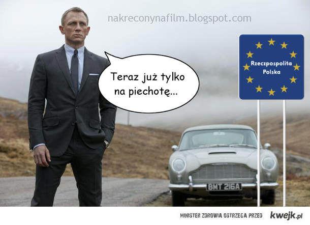 007 w Polsce