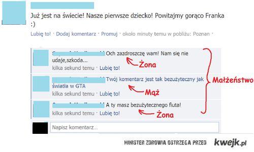 facebookowe małżenstwo
