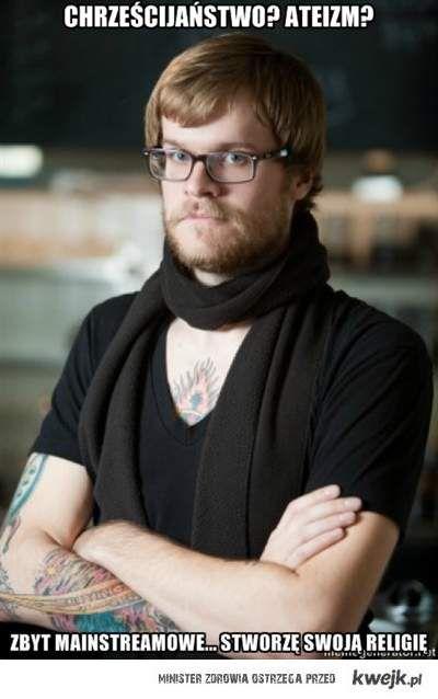 Hipster i religia