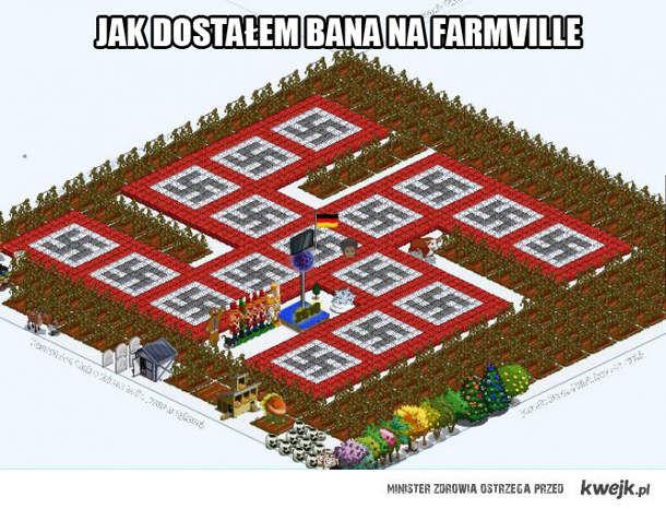 Ban na farmville