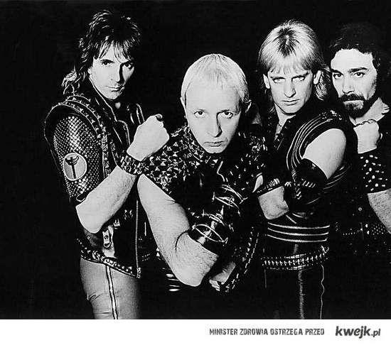 Metal Gods!