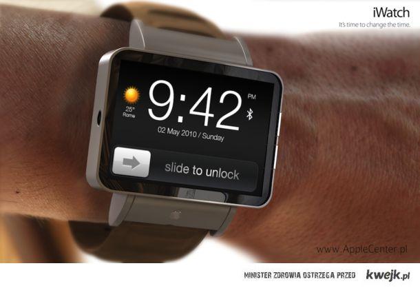 iWatch - nadchodzi najdroższy zegarek świata! :D