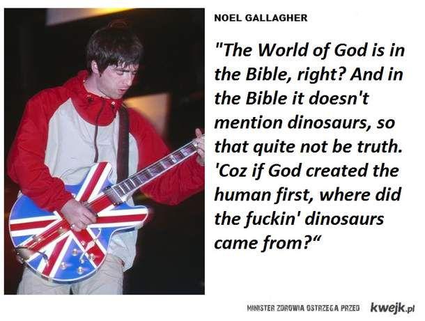 Noel is god!
