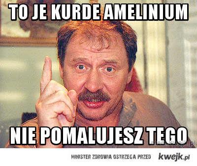 to je kurde amelinium