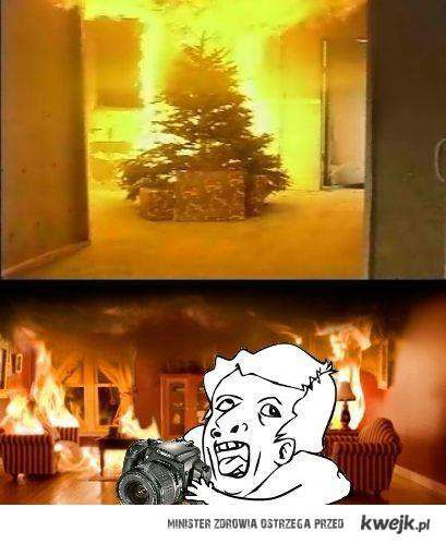 Pożar Genius
