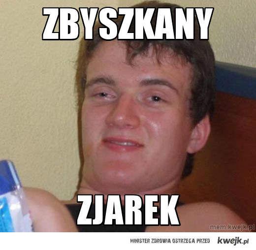 Zbyszkany Zjarek