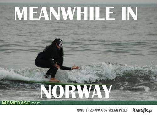 norwegian black metal, yeah xd