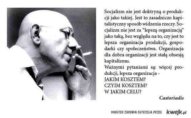 Czym jest socjalizm