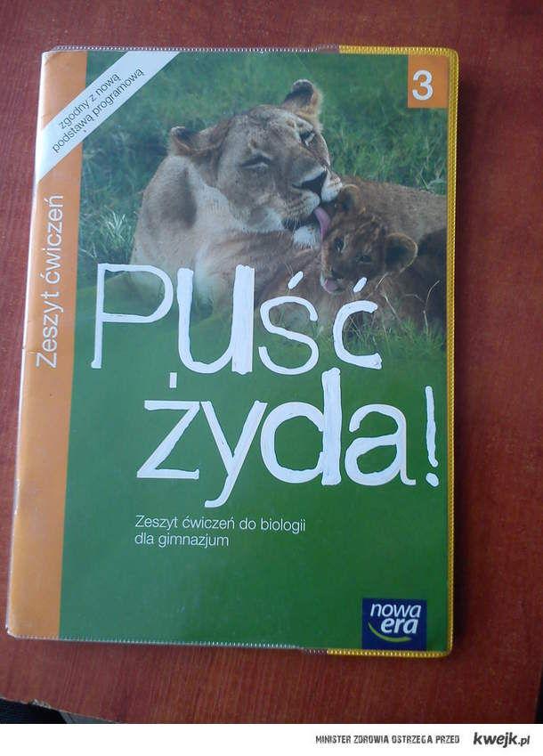 Nowa książka dla gimnazjum ;)