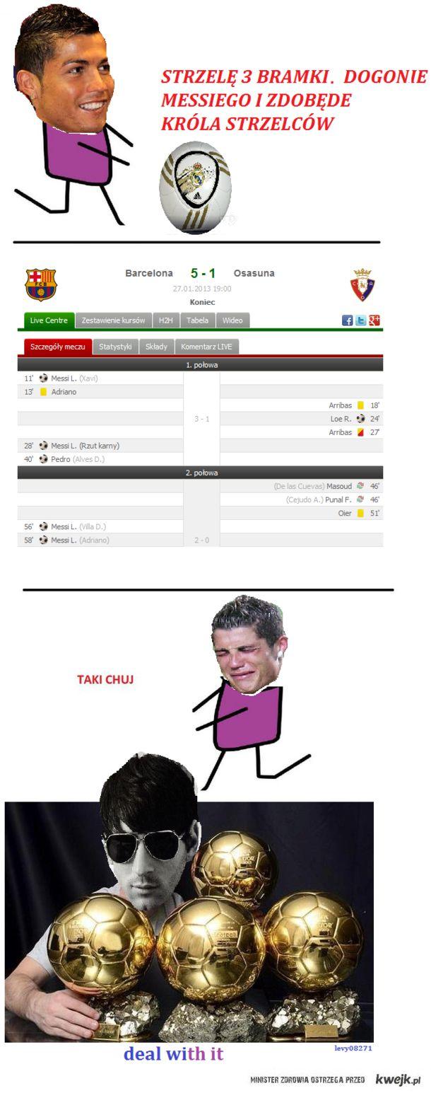 Cristiano i Messi
