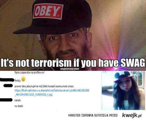 Osama SWAG