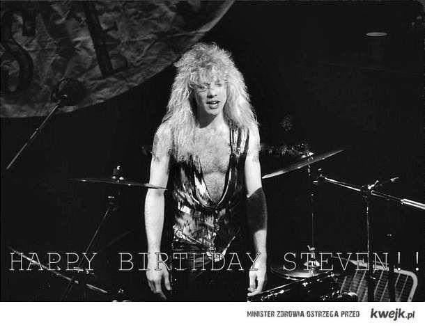 Steve Adler's birthday