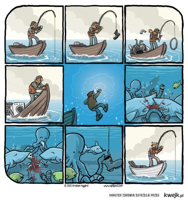 łowienie
