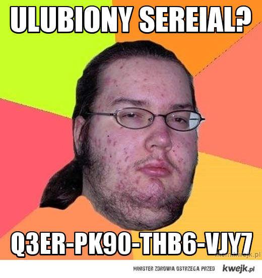 Ulubiony Sereial?
