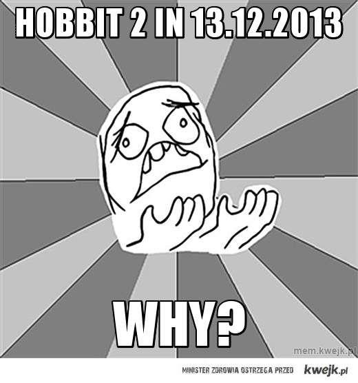 Hobbit 2 in 13.12.2013