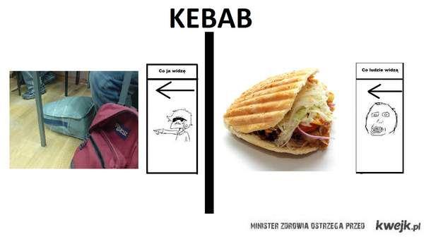 Kebab - dwuznacznie ;D