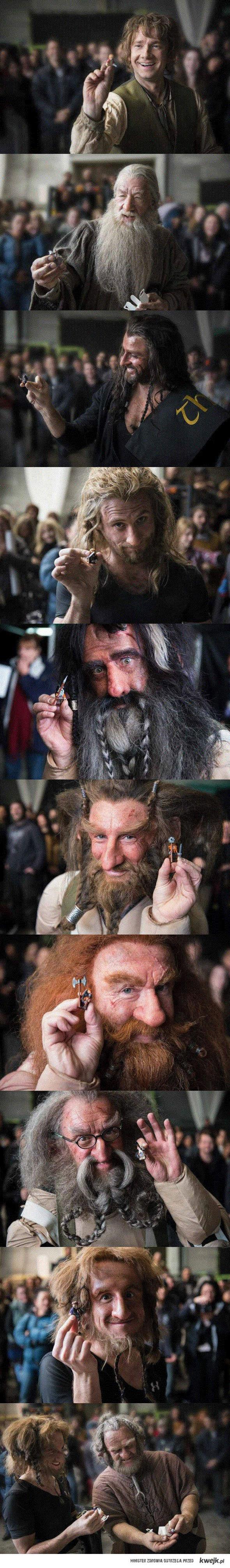 Hobbit i lego
