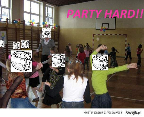 Party Hard