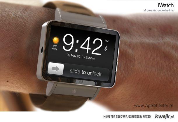 iWatch - zegarek Apple
