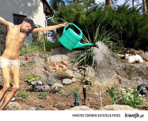 Jezus ogrodnik