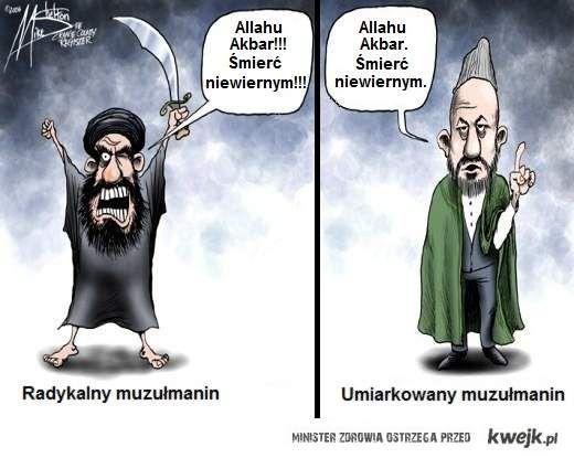 pokojowy islam