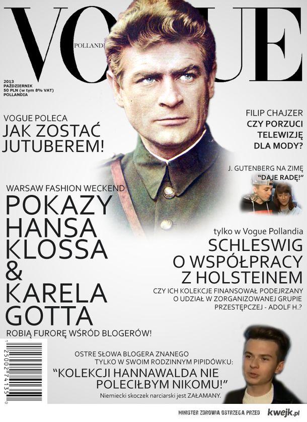 Vogue Pollandia Edition