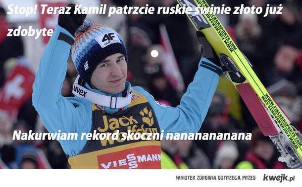 Stop! Teraz Kamil!