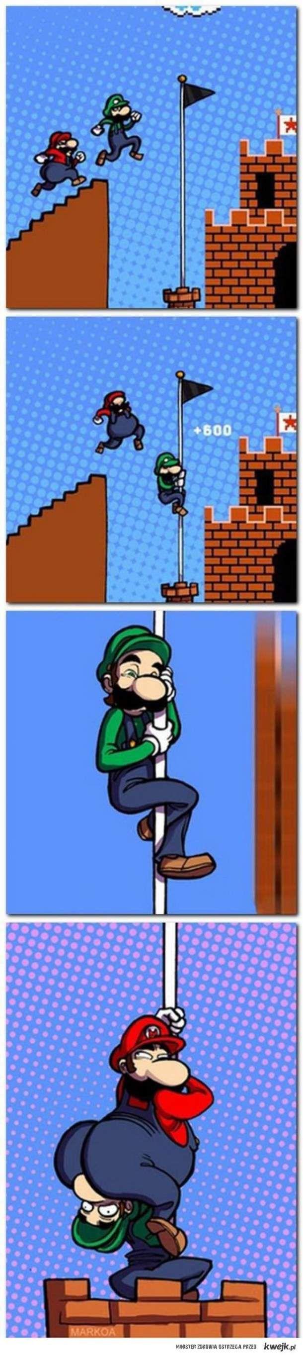 Mario :D