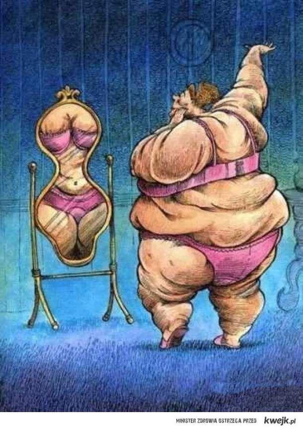 Фотографии толстушек карикатуры