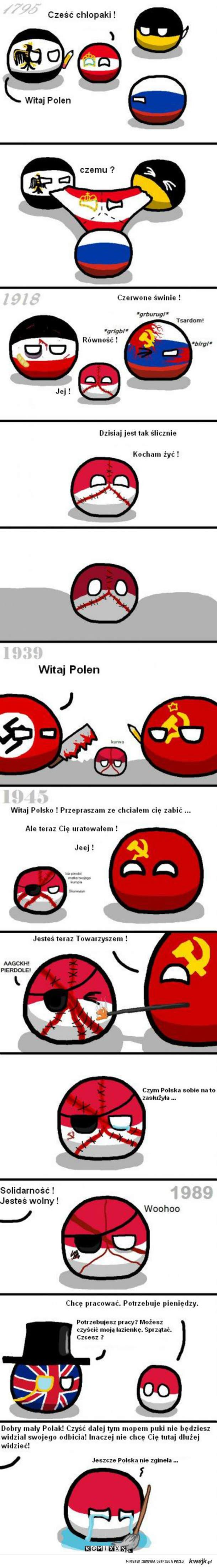 Historia Polski