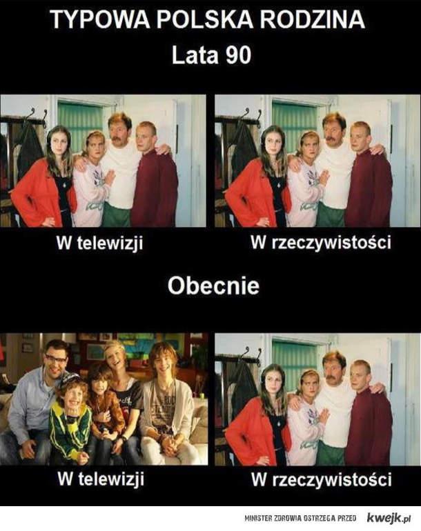 Typowa Polska Rodzina