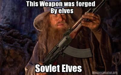 ruskie elfy