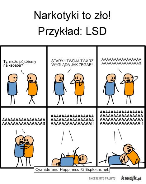 LSD cyanide