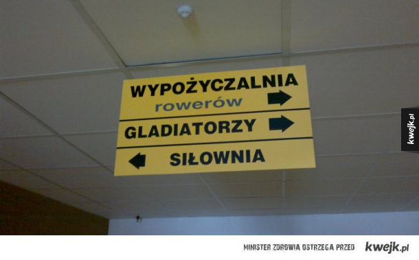 gladioatorzy