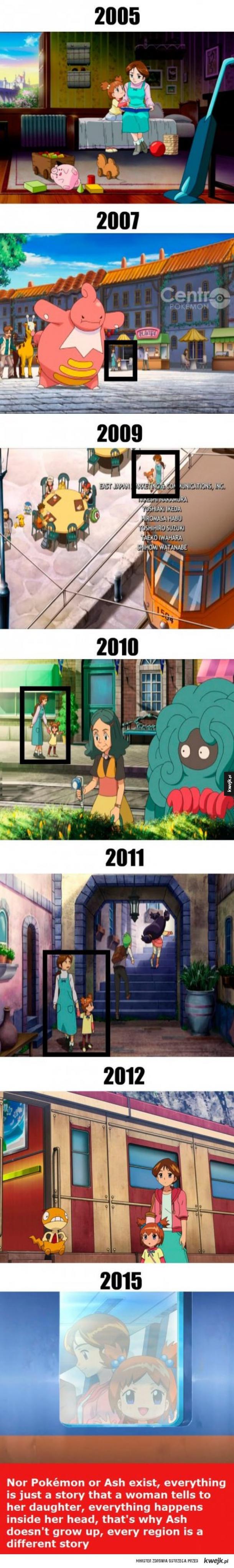 Ciekawa teoria o pokemonach