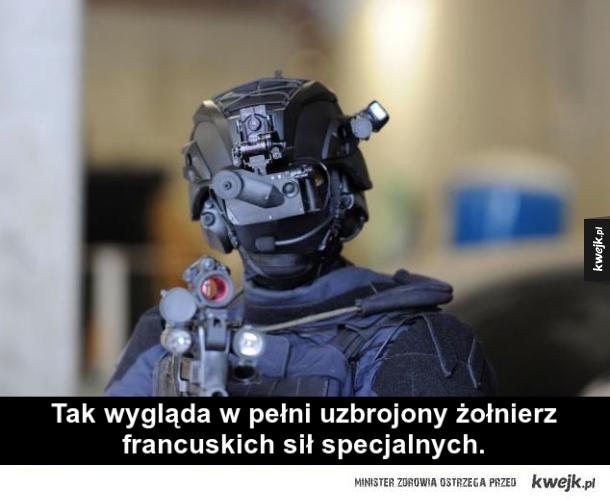 Francuskie siły specjalne