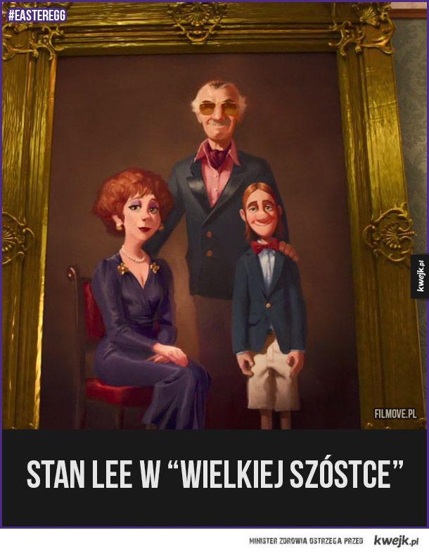 Stan Lee w Wielkiej Szóstce