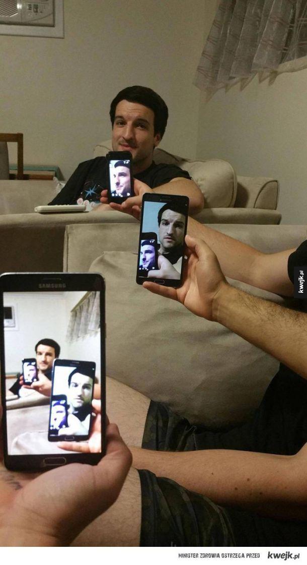 Mistrz Selfie