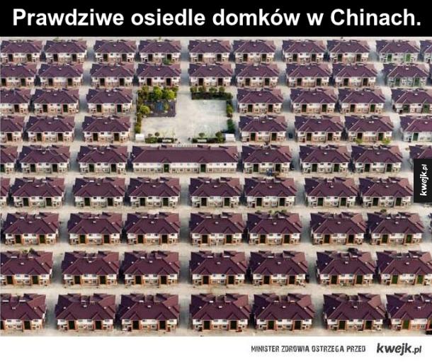 Osiedle w Chinach