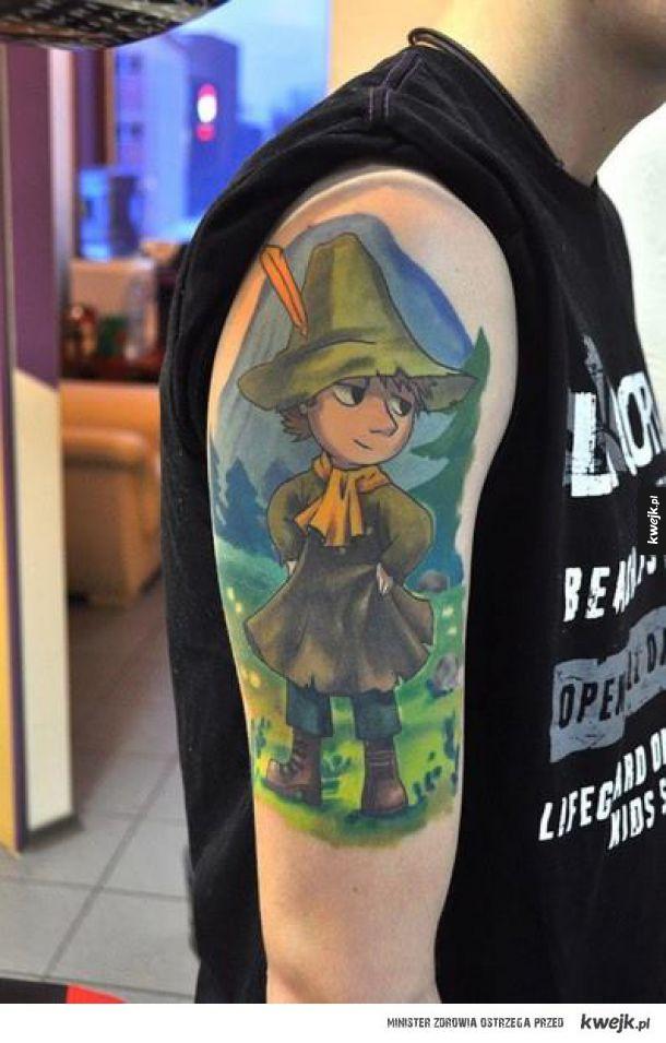 Super tatuaż