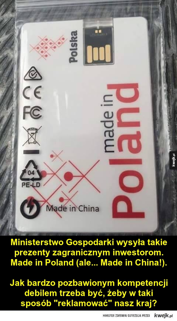 Made in Poland?