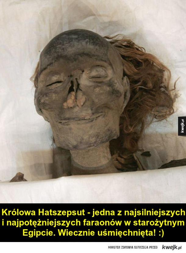 Królowa Hatszepsut