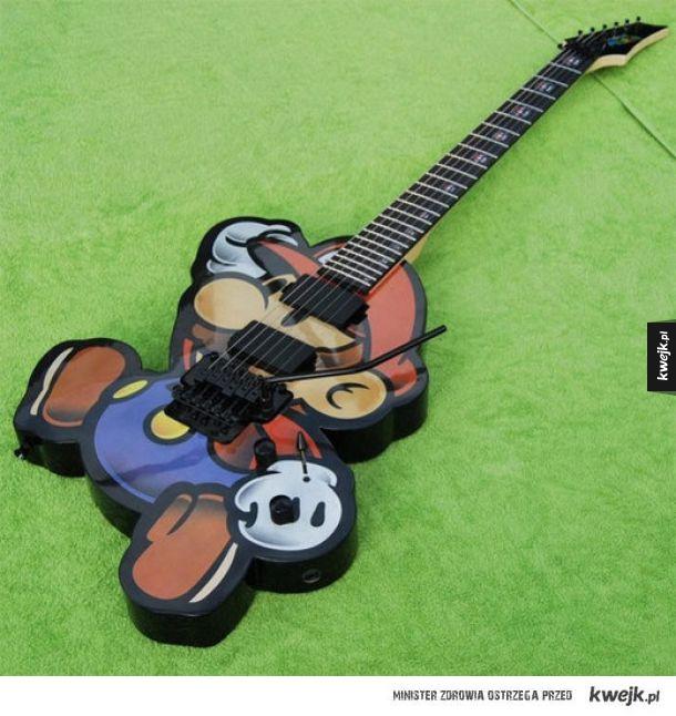 Super gitara!