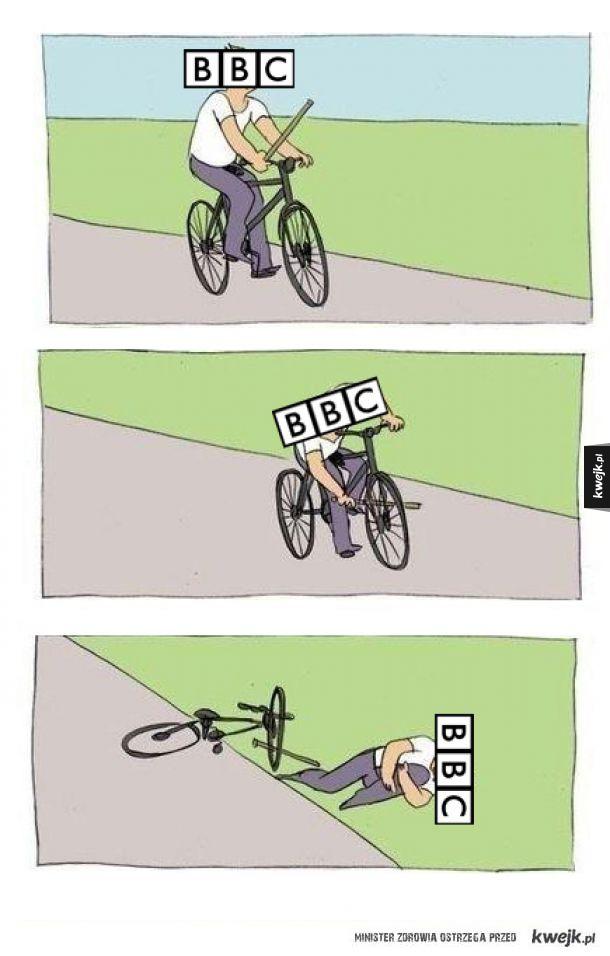 BBC w sprawie Clarksona