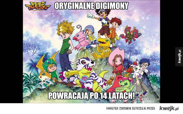 Digimony wracają!