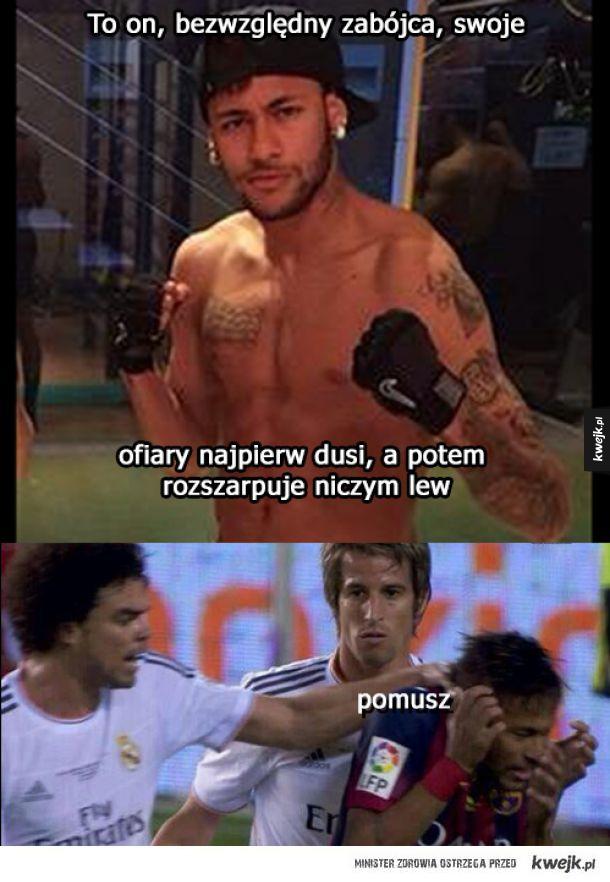 Co ten Neymar XD