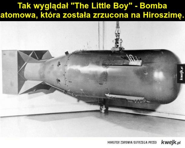 Kilka ciekawych zdjęć dotyczących wybuchu bomby atomowej w Hiroszimie